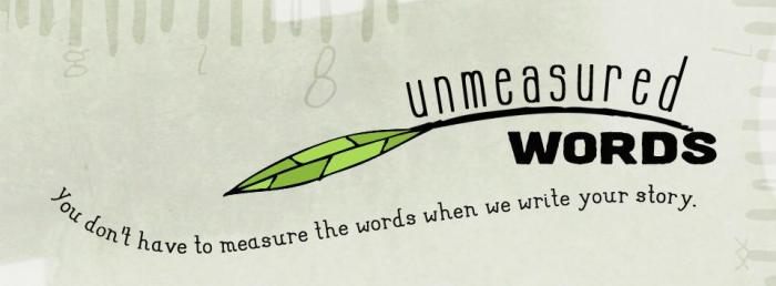 unmeasuredwords